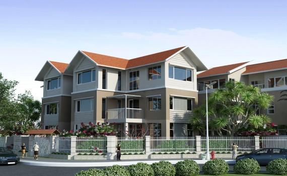 giấy phép xây dựng nhà trong dự án