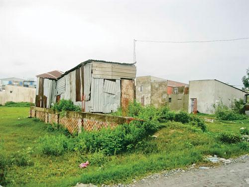 Làm nhà tạm để xin sửa chữa và hợp thức hóa