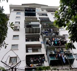 Các mức phạt cho việc tự ý cơi nới nhà chung cư