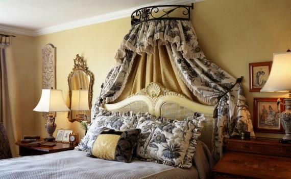 Trang trí nội thất nhà đẹp phong cách pháp