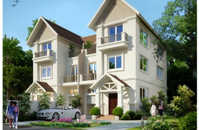 Hồ sơ xin Giấy phép xây dựng xây nhà biệt thự song lập gồm những gì?