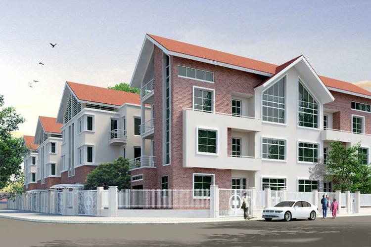 Xin Giấy phép xây dựng nhà phân lô trong khu dự án