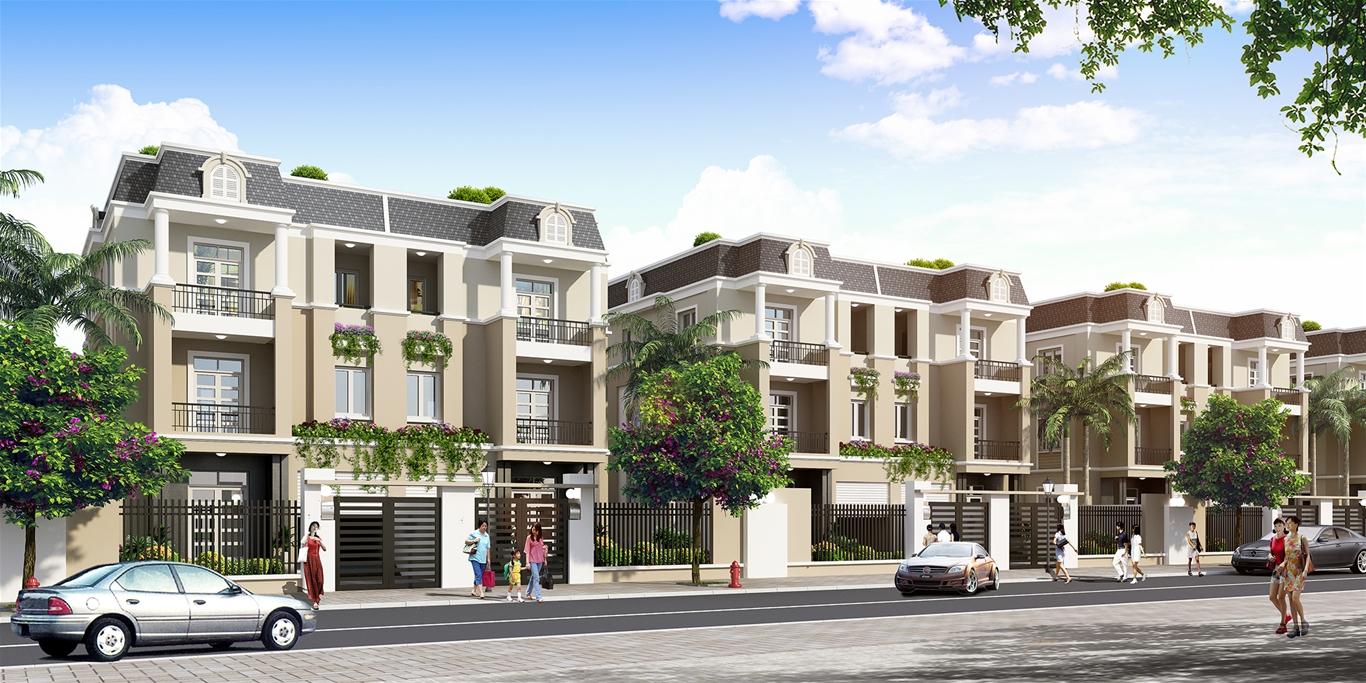 Dịch vụ xin giấy phép xây dựng biệt thự trong khu dự án