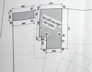 Dịch vụ xin giấy phép xây dựng nhà mới.