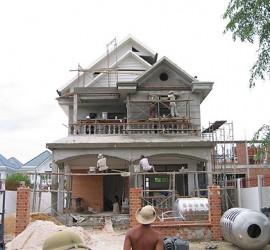 Phạt công trình xây dựng không có giấy phép xây dựng