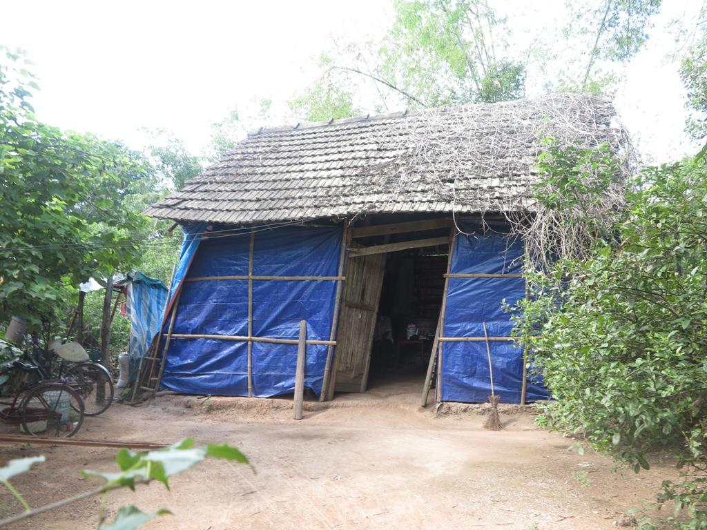 Tư vấn việc xây nhà tạm trên đất nông nghiệp
