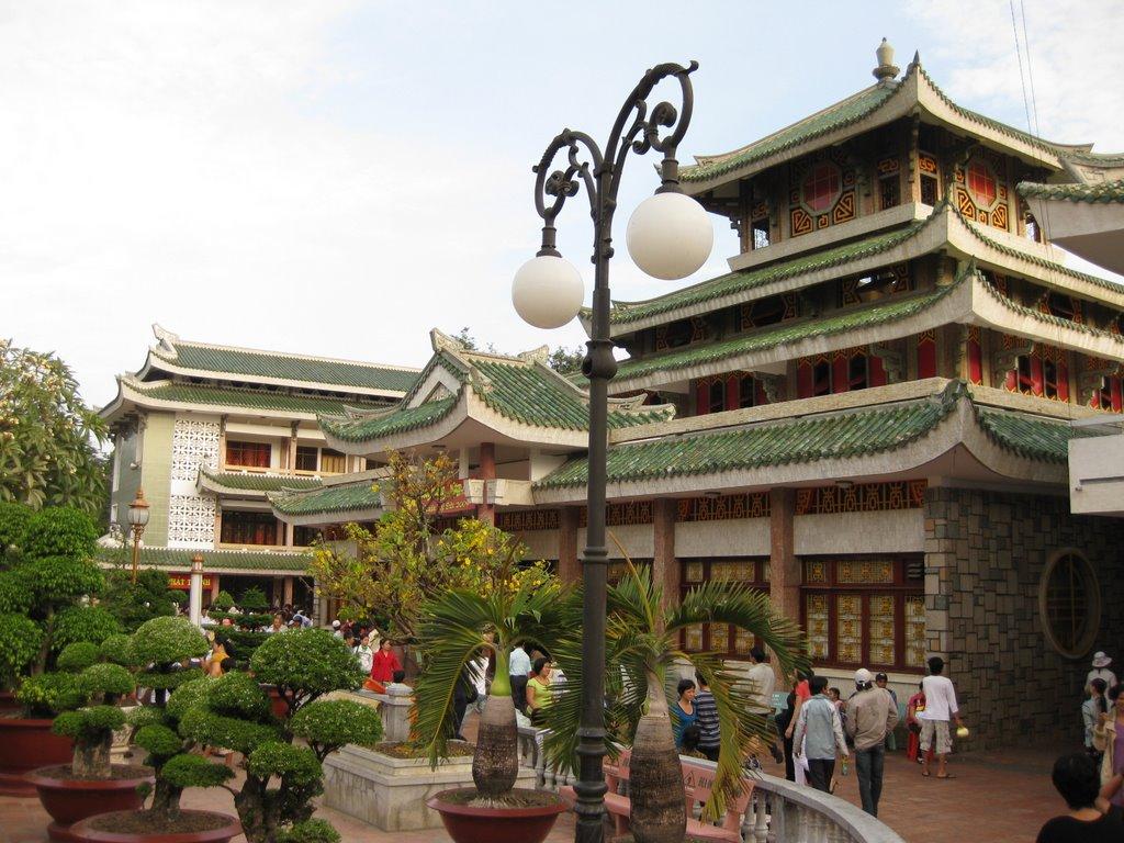 Dịch vụ xin giấy phép xây dựng chùa miếu