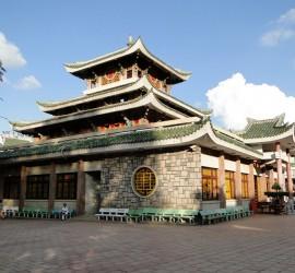 Hướng dẫn thủ tục xin giấy phép xây dựng chùa, miếu