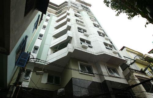 xây nhà sai giấy phép phó giám đốc sơ đổ do vợ