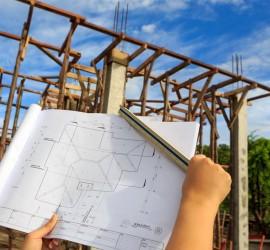 tại sao khởi công xây nhà lại bị phạt?