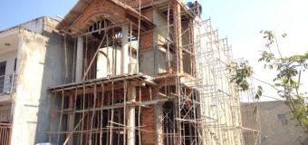 Nhà đang xây không có giấy phép xây dựng mà bị kiện thì xử lý thế nào?