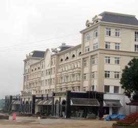 công trình xây dựng sai giấy phép tại thái nguyên