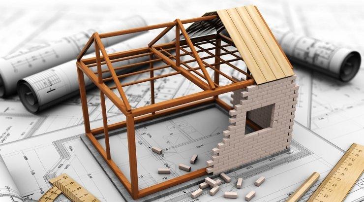 xây dựng nhà không có giấy phép.