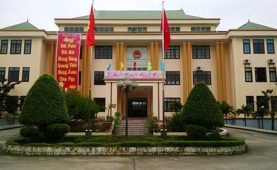 ủy ban nhân dân huyện được quyền cấp phép xây dựng trong đô thị.
