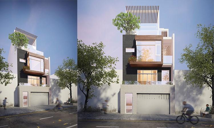 xin giấy phép xây dựng và thiết kế nhà tại đại kim hoàng mai.