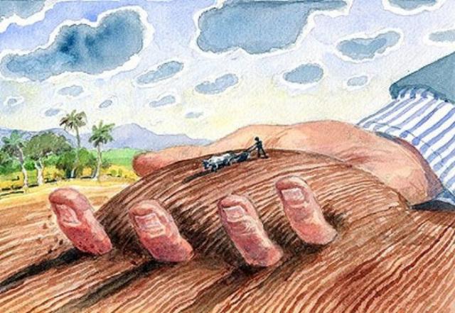 Khi xây nhà vượt quá diện tích đất thổ cư thì làm thế nào?