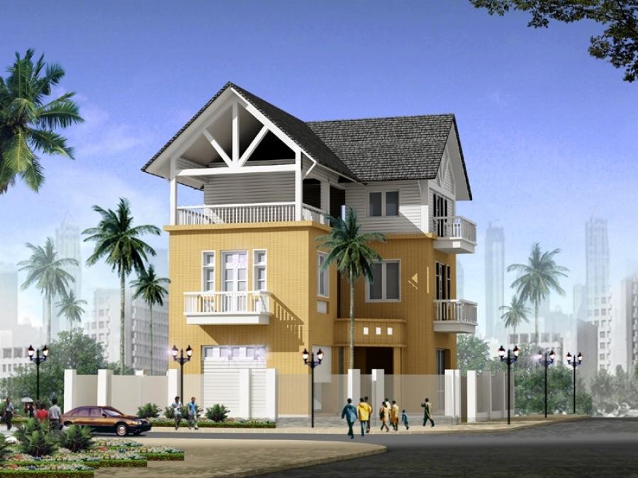 hồ sơ xin giấy phép xây dựng nhà mới.