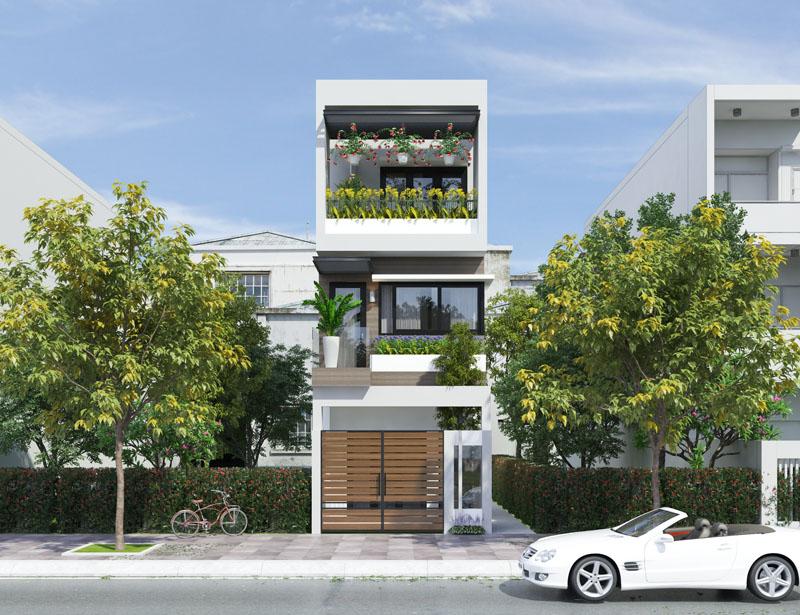 Bản vẽ xin giấy phép xây dựng và bản vẽ thiết kế nhà có gì khác nhau?