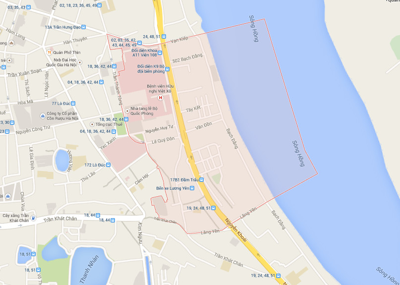 Dịch vụ xin giấy phép xây dựng nhà trọn gói tại phường Bạch Đằng.