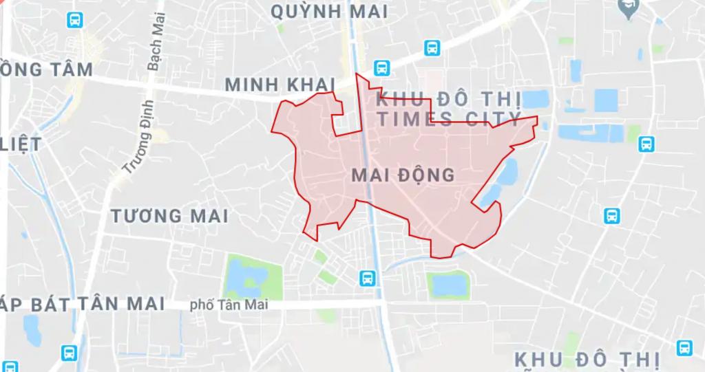 Dịch vụ xin giấy phép xây dựng trọn gói phường mai động hoàng mai.