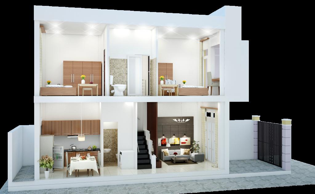 Dịch vụ xin giấy phép xây dựng và thiết kế nhà đẹp.