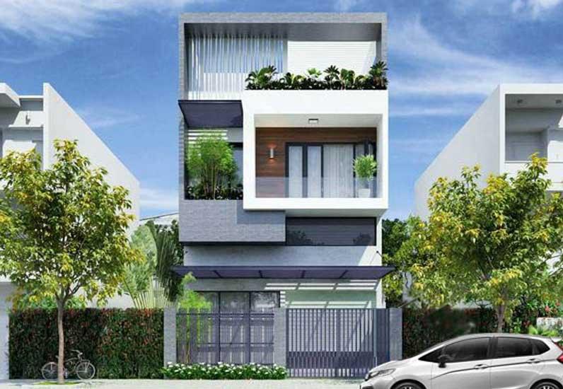 Dịch vụ xin giấy phép xây dựng và thiết kế nhà phường Đồng Tâm.