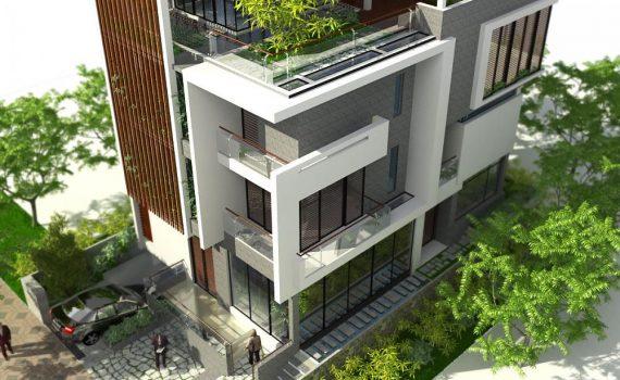Dịch vụ xin phép xây dựng và thiết kế nhà đẹp.