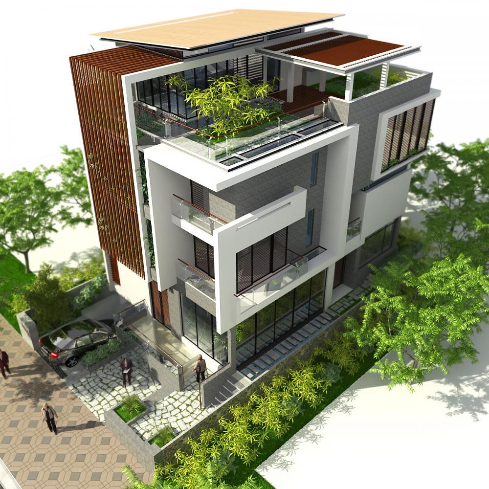 Hồ sơ xin giấy phép xây dựng nhà ở trọn gói tại Mai Động, Hoàng Mai