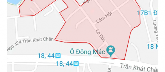 Thủ tục xin giấy phép xây dựng phường Đống Mác Hai Bà Trưng.