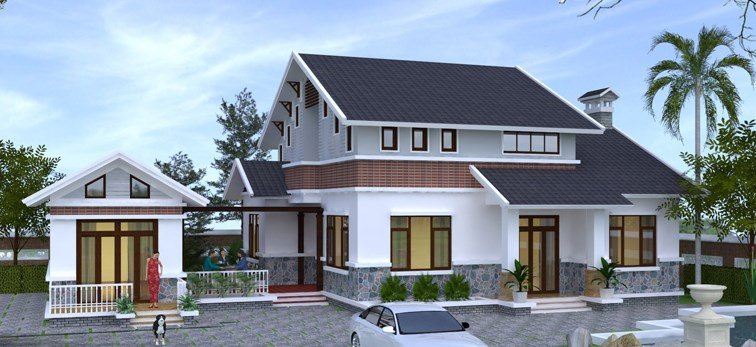 Xin giấy phép xây dựng và thiết kế nhà trọn gói Hoàng Mai.