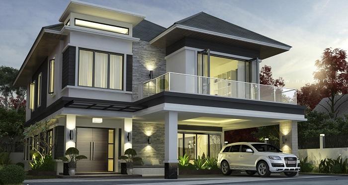 Xin giấy phép xây dựng và thiết kế nhà đẹp tại phường Lê Đại Hành.