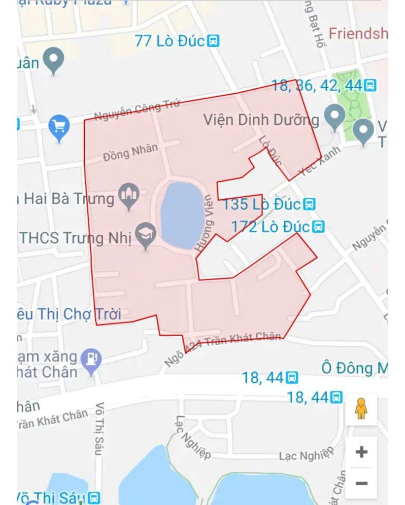 Dịch vụ xin giấy phép xây dựng sửa chữa nhà phường Đồng Nhân.