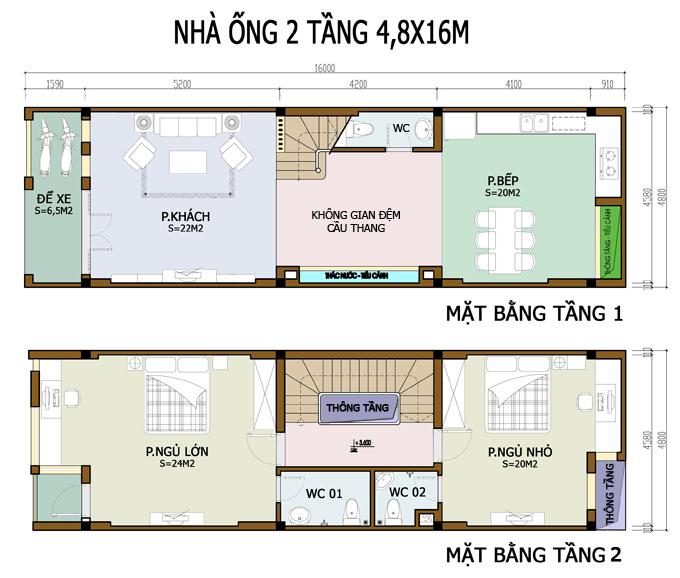 nha-ong-2-tang-co-gac-lung-dep